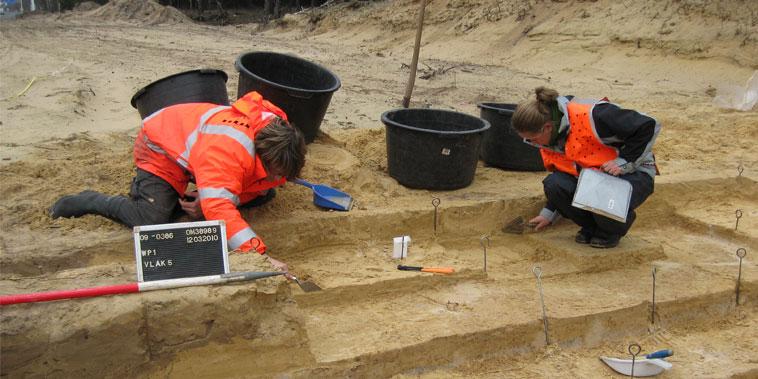 Archeologisch onderzoek Aalsterhut