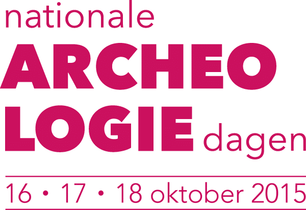 logo nationale archeologie dagen