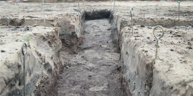 Bijzondere vondsten opgravingen Soest