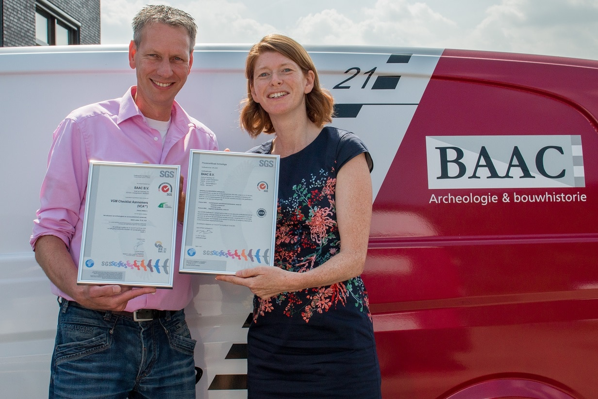 BAAC certificaat